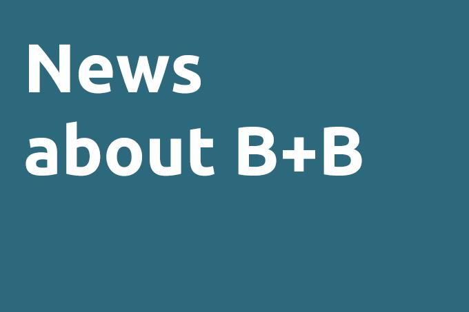 News About B+B