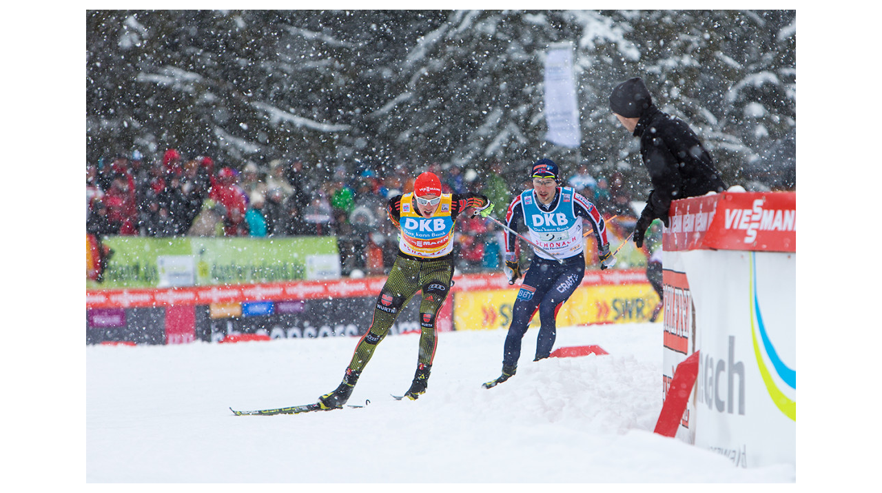 Skispringen Schonach