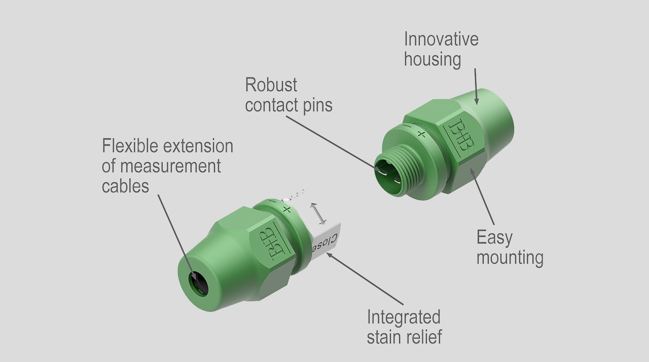 The World´s First Ever Round Thermocouple Connector In Type K – By B+B