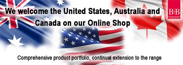 We Welcome The United States, Australia And Canada On Our Online Shop