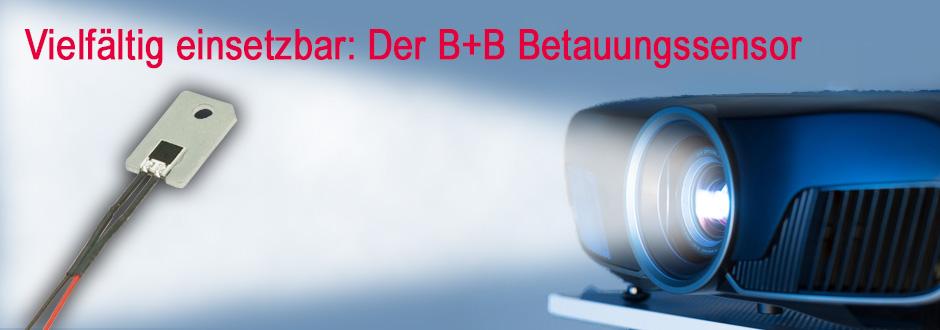 Der B+B Betauungssensor – Der Allrounder In Der Feuchtemessung