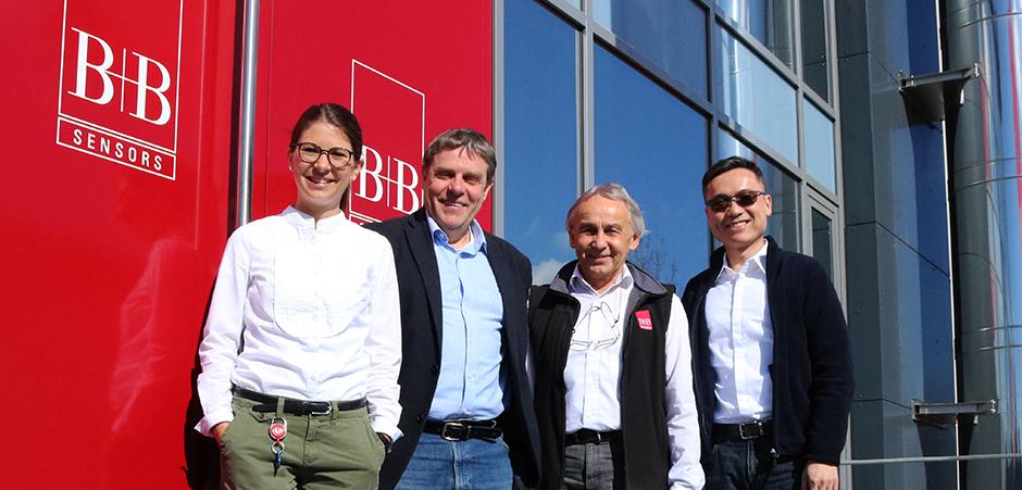 B + B Establishes New Sales Location In Hong Kong