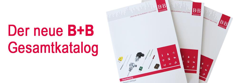 Der Neue B+B Gesamtkatalog Ist Da!