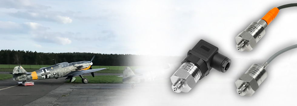 The B + B Pressure Transmitters Take Off – Use In Aircraft